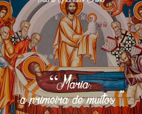 Maria: a primeira de muitos- Homilia da Solenidade da Assunção de Maria- Pe Graciano