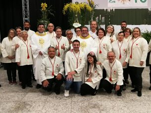 XVIº Encontro setorial de Ministros Extraordinários da Comunhão Eucarística