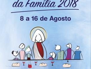 Programação oficial Semana da Família 2018   Paróquia Sagrado Coração de Jesus