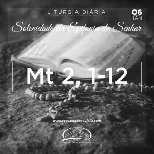 Solenidade da Epifania do Senhor- 06/01/2018 (Mt 2,1-12)