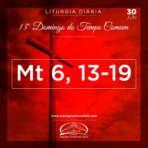 São Pedro e São Paulo Apóstolos- 13º Domingo do Tempo Comum - Domingo- 30/06/2019