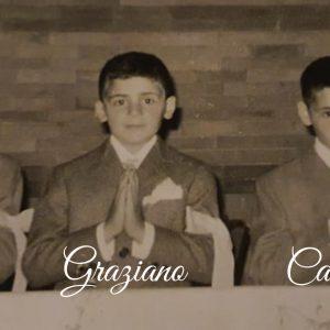 Mensagem de Carlo Cirina irmão de Padre Graciano - Natal 2020