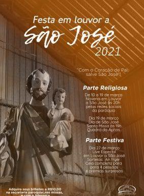 Festa de São José - 2021