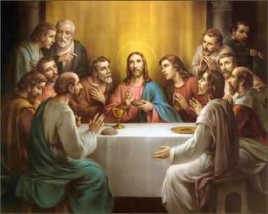 """""""Em tua casa vou celebrar a Páscoa..."""" Quarta-feira Santa"""