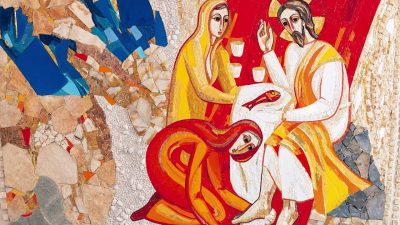 Segunda-feira Santa - Betânia: casa de encontro, comunidade de amor