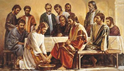 "Quinta-feira Santa - Lava-pés: para uma ""Igreja da toalha"""