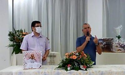 Agradecimento a toda Comunidade - Festa  em Louvor a São José - 2021 - On-line