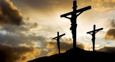 Sexta-feira Santa - Na Cruz, um diálogo feito de silêncio...