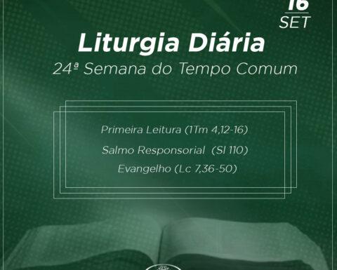 Evangelho (Lc 7,36-50)