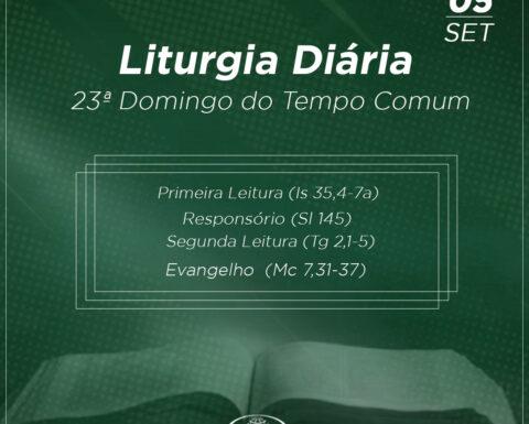 Evangelho (Mc 7,31-37)